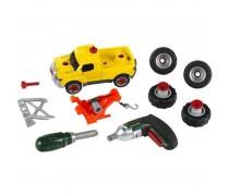Automechaniko rinkinys su mašina | Bosch | Klein 8168
