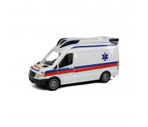 Greitosios pagalbos automobilis 33 cm | Ambulance | Dickie