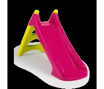 Sulankstoma čiuožykla | XS žalia - rožinė | Smoby