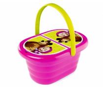 Vaikiškas iškylos krepšys | Maša ir lokys | Smoby