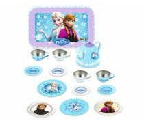 Vaikiškas metalinis arbatos-kavos servizas   Frozen   Smoby