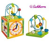 Medinis edukacinis lavinamasis kubas | 2235 | Eichhorn