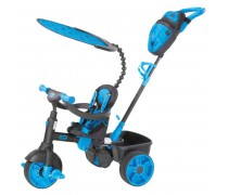 Triratis 4in1 Trike Sports Edition Neon Blue | Little tikes