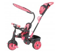 Triratukas 4in1 Trike Sports Edition Neon Pink | Little tikes
