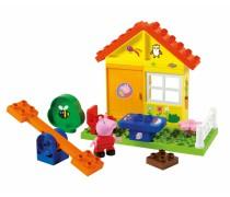 Lauko namelis kaladėlių rinkinys | Peppa Pig | Big