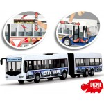 Dvigubas baltas autobusas 45 cm   City Express   Dickie 3748001_BIA