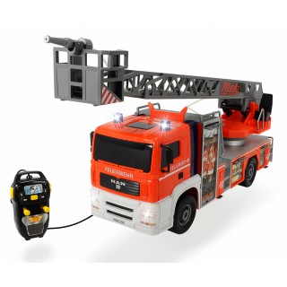 Gaisrinė mašina su nuotolinio valdymo pultu 50 cm | Fire Patrol | Dickie 3719000