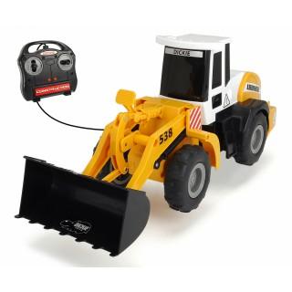 Traktorius krautuvas 43 cm valdomas pulteliu | LIEBHERR | Dickie
