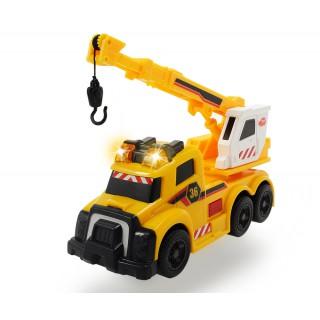 Mini automobilis su kranu | Mobile Crane | Dickie 302000_D