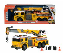 Žaislinė mašina-kranas | Crane Truck | Dickie