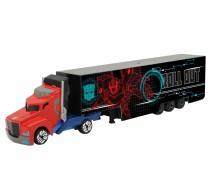 Žaislinis mini sunkvežimis su nuimama priekaba | Transformers | Dickie
