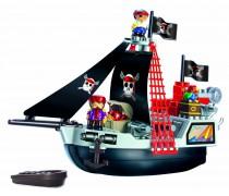 Piratų laivas | Konstruktorius | Abrick | Ecoiffier