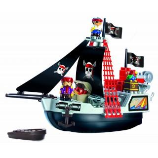 Piratų laivas   Konstruktorius   Abrick   Ecoiffier
