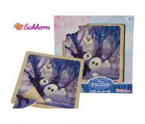 Dėlionė ledo karalienė |Frozen A | Eichhorn