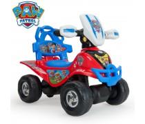 Vaikiška keturratė mašinėlė stumdukas | Paw patrol | Injusa