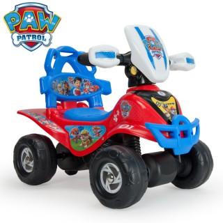 Vaikiška keturratė mašinėlė stumdukas   Paw patrol   Injusa