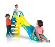Vaikiška čiuožykla 180 cm su vandens jungtimi | My slide | Injusa