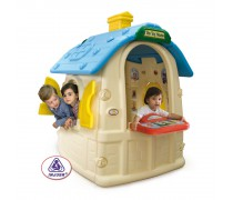 Vaikiškas žaidimų namelis su uždaromomis langinėmis | Injusa