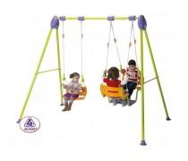 Vaikiškos sūpynės 3 vaikams | Gondola | Injusa