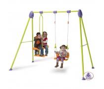 Vaikiškos sūpynės 3 vaikams | Junior | Injusa 2060