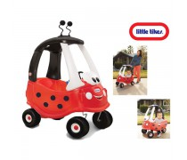 Mašina paspirtukas Boružėlė | Cozy Coupe Lady Bird | Little Tikes 173059