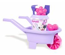 Karutis su kibirėliu ir priedais | Minnie Mouse | Smoby 40259