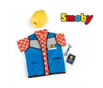 Vaikiška statybininko Bobo darbinė apranga | Smoby 380300