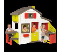 Vaikiškas draugų namelis   Friends House   Smoby