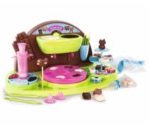 Vaikiškas šokoladinių saldainių gaminimo indų rinkinys | Super Chef | Smoby