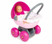 Žaislinis lėlių vežimėlis | Baby Nurse | Smoby