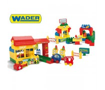 Konstruktorius | Petrol station | Wader 41272