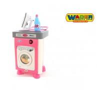 Skalbimo mašina su lygintuvu ir priedais | Wader 47939