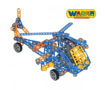 Vaikiškas konstruktorius 232 detalės | Wader 55033