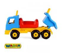 Vaikiškas paspirtukas stumdukas sunkvežimis 69 cm | Wader