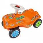 Mašina paspirtukas oranžinė Bobby Car | Pop | Big