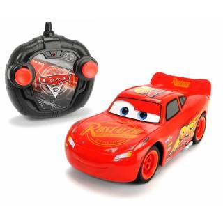Automobilis Žaibas Makvynas 3 | Turbo Racer Lightning McQueen | Dickie