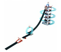 Žaislinis 6 aukštų garažas su trasa | Bosch | Klein