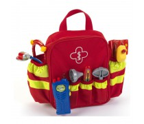 Žaislinis medicininis gydytojo krepšys pirmajai pagalbai | Klein