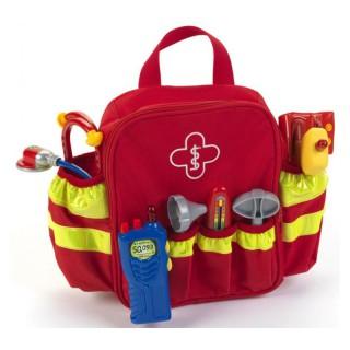 Žaislinis medicininis gydytojo krepšys pirmajai pagalbai   Klein 4317
