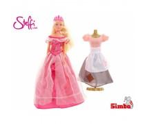 Lėlė Steffi pelenė | Become a Princess | Simba 5736580