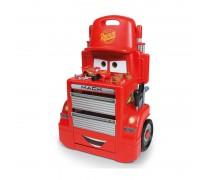 Vaikiškas darbastalis-mašina su priedais 28 vnt | Mac Truck | Smoby 360208