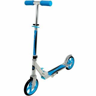 Metalinis sulankstomas paspirtukas | Big Wheel City Scooter | Smoby 750316