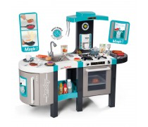 Vaikiška virtuvėlė French Touch Magic Bubble | mini Tefal | Smoby