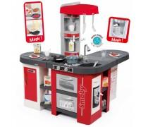 Vaikiška raudona virtuvėlė Tefal Studio XL Burble | Smoby