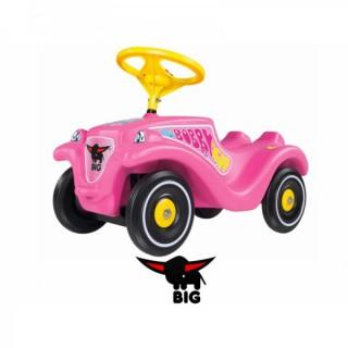 Mašina-paspirtukas Car Classic | Rožinė | Big 56029