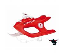 Sniego motociklas - rogės su vairu | Bobby Bob | Big 56920