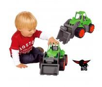 Vaikiškas traktorius  | Power Worker | BIG
