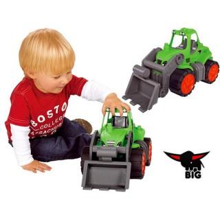 Vaikiškas traktorius  | Power Worker | BIG 56832