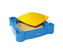 Smėlio dėžė su dangčiu | Large Sandbox Lock | Chicco