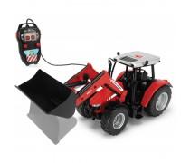 Traktorius 46 cm su nuotolinio valdymo pulteliu | Massey Ferguson RC | Dickie 3739002
